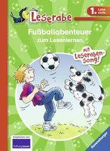 Fußballabenteuer zum Lesenlernen