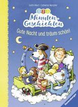 1-2-3 Minuten-Geschichten: Gute Nacht und träum schön