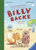 Das große Buch von Billy Backe