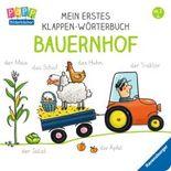 Mein erstes Klappen-Wörterbuch: Bauernhof