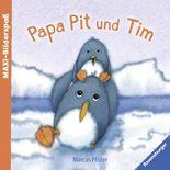 Papa Pit und Tim