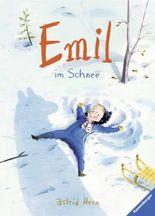 Emil im Schnee