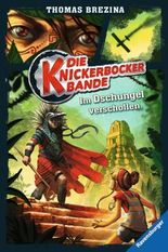 Knickerbocker-Bande: Im Dschungel verschollen (Band 8)