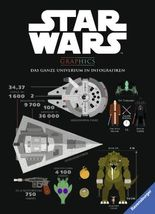 Star Wars™ Graphics - Das ganze Universum in Infografiken