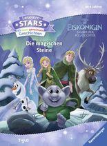 Leselernstars Wir lesen gemeinsam Geschichten Die Eiskönigin Zauber der Polarlichter: Die magischen Steine