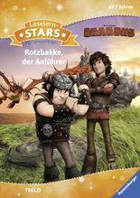 Leselernstars Dragons: Rotzbakke, der Anführer
