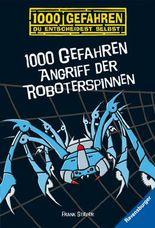 1000 Gefahren - Angriff der Roboterspinnen