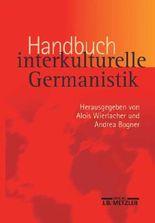 Handbuch interkulturelle Germanistik