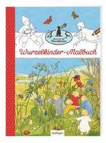 """Die Wurzelkinder: Wurzelkinder-Malbuch """"Etwas von den Wurzelkindern"""""""