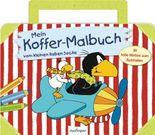 Der kleine Rabe Socke: Mein Koffer-Malbuch vom kleinen Raben Socke VE 5