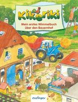 Kikeriki - Mein erstes Wimmelbuch vom Bauernhof - Mini-Wimmelbuch