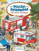 Mein kleiner Wimmelspaß: Bei Polizei und Feuerwehr