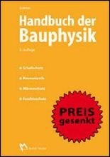 Handbuch der Bauphysik