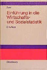 Einführung in die Wirtschafts- und Sozialstatistik