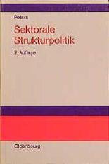 Sektorale Strukturpolitik