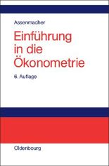 Einführung in die Ökonometrie