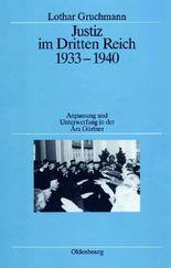 Justiz im Dritten Reich 1933-1940