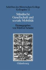 Ständische Gesellschaft und Soziale Mobilität