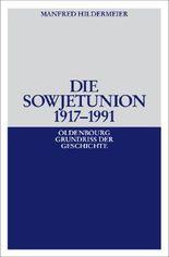 Die Sowjetunion 1917-1991