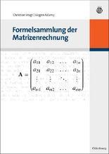 Formelsammlung der Matrizenrechnung