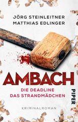 Ambach – Die Deadline / Das Strandmädchen