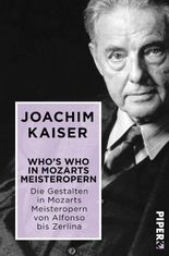 Who´s who in Mozarts Meisteropern