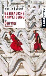 Gebrauchsanweisung für Burma / Myanmar