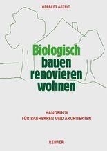 Biologisch bauen und wohnen