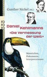 """Daniel Kehlmanns """"Die Vermessung der Welt"""""""