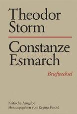 Theodor Storm - Constanze Esmarch