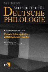 Retextualisierung in der mittelalterlichen Literatur