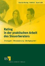 Rating in der praktischen Arbeit des Steuerberaters