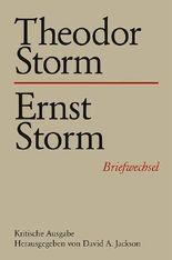Theodor Storm – Ernst Storm