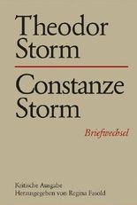 Theodor Storm – Constanze Storm