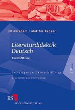 Literaturdidaktik Deutsch