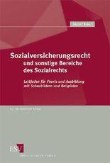 Sozialversicherungsrecht und sonstige Bereiche des Sozialrechts