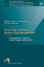 Pioneering Solutions in Supply Chain Management