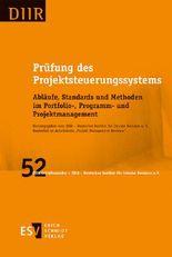 Prüfung des Projektsteuerungssystems