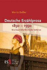 Deutsche Erzählprosa 1850-1950