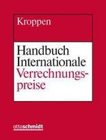 Handbuch Internationale Verrechnungspreise