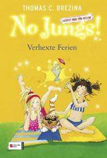 No Jungs! Band 9: Verhexte Ferien