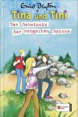 Tina und Tini  und das Geheimnis der rotgelben Spinne