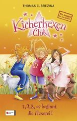 No Jungs! Kicherhexen-Club, Band 01