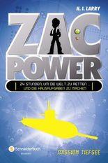 Zac Power 02: Mission Tiefsee