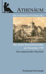 Jenaer Romantikertreffen im November 1799