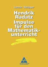 Handbücher Mathematik / Hendrik Radatz: Impulse für den Mathematikunterricht