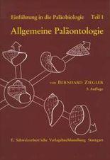 Einführung in die Paläobiologie