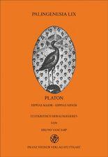 Platon, Hippias Major. Hippias Minor (Palingenesia 59)