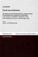 Fasti Sacerdotum