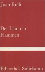 Der Llano in Flammen